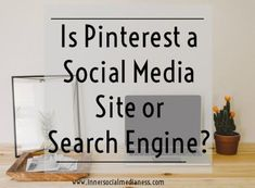 Is Pinterest A Social Site Or Search Engine? http://www.business2community.com/pinterest/pinterest-social-site-search-engine-01602609 #LearnToTradeLikeAProDude