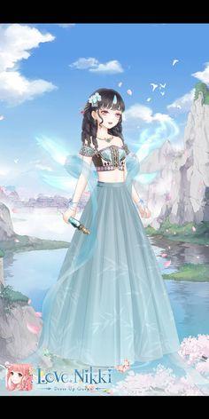 Manga, Anime Girls, Girl Outfits, Fantasy, Clothing, Fashion, Dibujo, Kawaii Anime Girl, Daughter