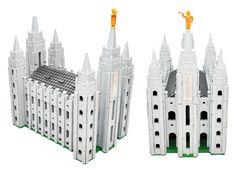 A new toy company has put an LDS spin on building blocks. Suzanne Calton, founder of Brick'em Young, offers families and youngsters a toy brick-building kit of the Salt Lake City Temple. The kit is a fun challenge even for master builders, with 1,725 pieces. The average completion time is around six hours. The set…