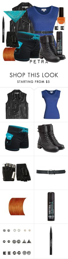 """""""Minecraft Story Mode Petra"""" by adventuretimekitty ❤ liked on Polyvore featuring McQ by Alexander McQueen, Velvet by Graham & Spencer, Philosophy di Lorenzo Serafini, Majesty Black, M&Co, C.O. Bigelow, Charlotte Russe, Trish McEvoy, Max Factor and minecraft"""