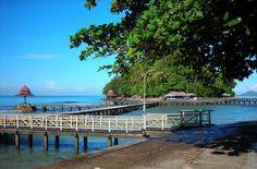 Cerocok Beach Painan Padang, West Sumatra-Padang