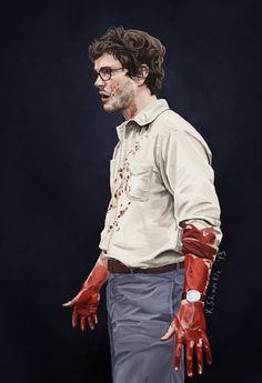 That Killing Him Felt Good by neverlucid.deviantart.com on @deviantART