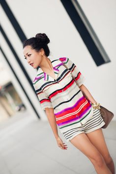 Bright Stripes :: Double lines