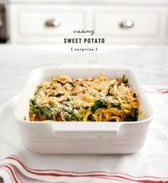 Sweet Potato Surprise #vegan /loveandlemons/