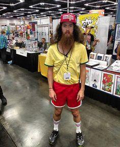 Inspiration & Accessories: DIY Forrest Gump Halloween Costume Idea