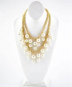 "Caroline's necklace from ""Two Broke Girls"". Love"