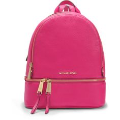 Designer Clothes, Shoes & Bags for Women Girly Backpacks, Cute Mini Backpacks, Stylish Backpacks, Leather Backpacks, Rucksack Bag, Backpack Bags, Michael Kors Backpack, Buy Bags, Classic Handbags