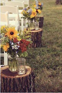 unique barn wedding ceremony ideas