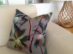 Hawaiian Cushions Tropical Pillows Hawaiian by IslandHomeEmporium, $42.00