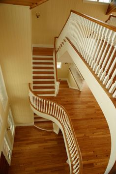 Reclaimed Heart Pine Flooring and Stair Parts. www.plankfloors.com  Email at jlpowellco@gmail.com