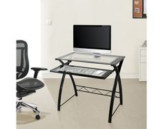 Go mod and go marvelous with the Twin Stars Glass Top Computer Desk – High Gloss Black . A great way to introduce sleek modern design into your. Top Computer, Computer Desk With Hutch, Computer Desks, Black Desk, Desk With Keyboard Tray, Tv Wand, Solid Wood Desk, Best Desk, L Shaped Desk