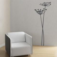 Nature Duet Wall Decal