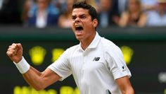 #Milos #Raonic #Wimbledon