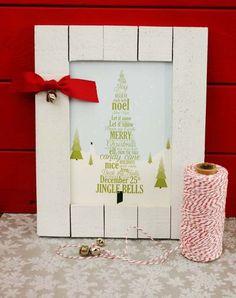 Home for the Holidays free frame printable (Nov 4-7)