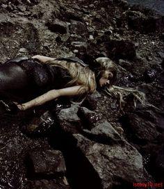 İçinizdeki İrlandalı » Water & Oil – Vogue 2010