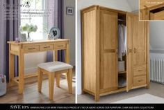 Next day delivery and free returns available. Bedroom Furniture, Home Furniture, Bedroom Dressing Table, Tall Cabinet Storage, Corner Desk, Master Bedroom, House, Delivery
