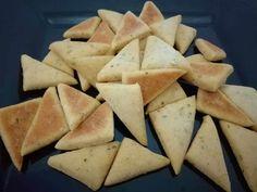 Cómo hacer snacks salados sin TACC   Receta sin gluten para celíacos Vegan Fashion, Gluten Free, Cheese, Fruit, Ethnic Recipes, Food, Vegan Style, No Flour Cookies, Homemade Recipe