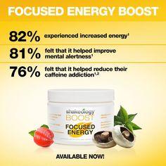 Shakeology Focused Energy Boost