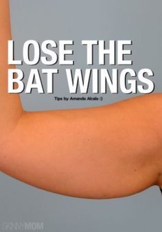 Get Rid Of Those Bat Wings! 17 Of The Best Excersize  To Tone Your Arms!