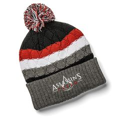 Assassin's Creed winter hat