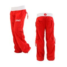 zumba cargo pants - I think I may need to get some of these!