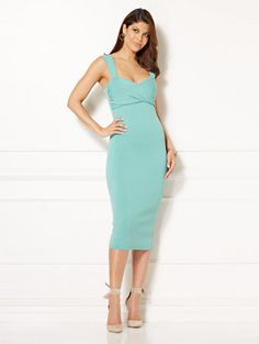 Shop Eva Mendes Collection - Iolanda Dress. Find your perfect size online at the best price at New York & Company.