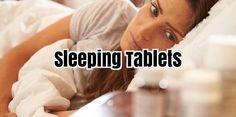 Sleeping Tablets #SleepAid