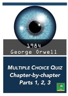 There are three tests - one for each part of the book.Each chapter has about five - twelve questions to test students' recall and comprehension.Each question has 3 possible answers. This resource is comprised of three parts:1) The test questions, DIVIDED BY PART AND listed by chapter, with about five - twelve questions per chapter, and three possible answers for each (a, b, or c).2) A student answer sheet (fill in the blanks wit...