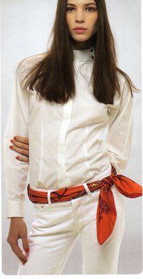 Hermes Belt Style 2. Repinned via ℒarisa ( ClassyInTheCity)