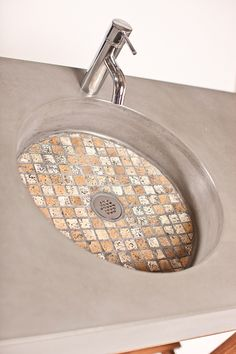 Concrete Bath, Concrete Sinks, Concrete Countertops