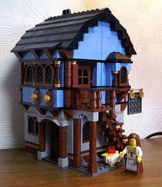 Lego castle 10193