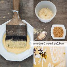 Miss Mustard Seed�s Milkpaint Mustard Seed nu te koop bij www.maisonmansion.com DE restylewebshop van Nederland en omstrekenYellow