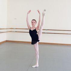 danceloveit:  Valerya /Bolshoi ballet academy