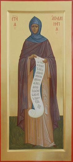 St Apollinaria of Egypt  /