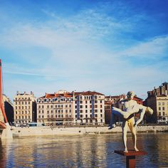 Lyon is such a beautiful city!