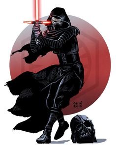 Kylo Ren | Star Wars: The Force Awakens