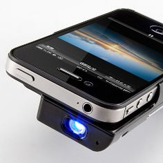 Micro iPhone Projector