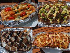 Eine gute Idee für Ihre nächste Feier: EAT SMARTER hat vier leckere Partybrote kreiert, die Ihnen jede Menge Lob und Beifall bei den Gästen einbringen werden!