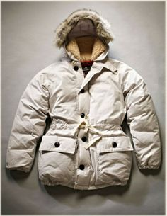 Everest Parka ‹ Authentic ‹ Store ‹ Nigel Cabourn