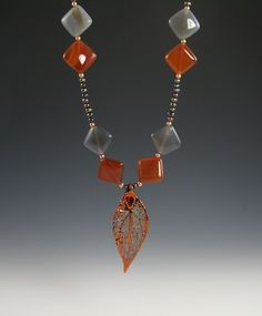Jewelry-Beads-Theresa Male: Necklace