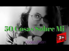 Check out my new video: 50 Cosas Sobre Mi - 100 Subs - YouTubLocos :) https://youtube.com/watch?v=WJ6aizUl0Uc