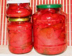 Blog culinar si blog pentru suflet. Canning Pickles, Canning Recipes, Preserves, Celery, Salsa, Diy And Crafts, Good Food, Food And Drink, Jar
