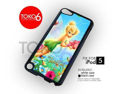Aj 1871 Tinker Bell Disney Design - iPod 5 Case | toko6 - Accessories on ArtFire
