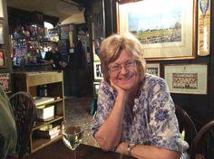 Susan at the pub