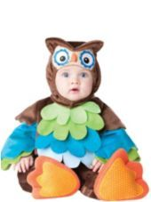 Baby What a Hoot Owl Costume Deluxe-Party City