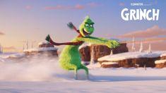 The Grinch - International Trailer Le Grinch, The Grinch Movie, Funny Lockscreen, Illumination Entertainment, Trailer Oficial, Danny Elfman, Universal Pictures, Sherlock, Entertaining