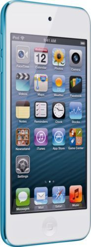 Apple ipod #touch 4 inch 720p #1.2mp 16gb 5th #generation - blue.,  View more on the LINK: http://www.zeppy.io/product/gb/2/361446402220/