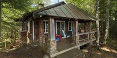 Cedar Lodge at The Waldheim on Big Moose Lake, ADK est 1904