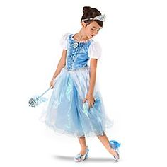 Disney Cinderella Costume Collection for Kids | Disney Store