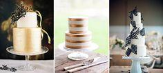 Μοντέρνοι γάμοι: Σύγχρονες Τούρτες Γάμου. Οι απλές τούρτες παγωτό είναι μια ακόμα σπουδαία ιδέα, μπορείτε να προσθέσετε λίγο πράσινο ή απλά με φρούτα και μούρα. Αποφύγετε τις τούρτες με λουλούδια, επιλέξτε έγχρωμα εξάγωνα και καρδιές σχήματα.